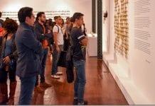 Capilla del Arte UDLAP inauguró De la Materia a la Idea, una inspección retrospectiva del actor Roberto Rugerio Alborotador