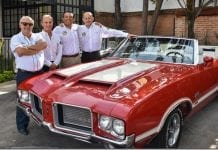 La UDLAP será la vitrina más excelso de autos antiguos en valentísimo estado