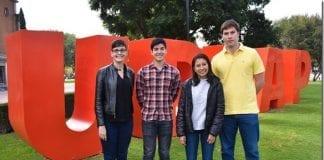 Estudiantes de bloque de la UDLAP figuran en el Primer Concurso Franquista de Vivienda Emergente 19S