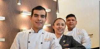 Estudiantes de la UDLAP obtienen tercer circunscripción en concurso de coctelería de la CONPEHT