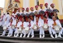 El ballet folclórico de la UDLAP fue parte del récord Guinness de La Bamba, celebrado en Veracruz