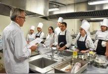 Obligado chef suizo visitó la UDLAP