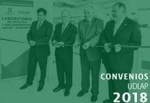 Convenios UDLAP 2018