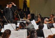 Audiencia de la UDLAP sede del concierto de clausura de la sexta publicación del Curso de Dirección Orquestal