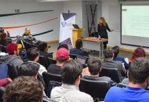 Reciben alumnos de la Universidad de las Américas Puebla Cátedra Académica en Probidad Administrativa Federal