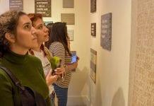 El intérprete Carlos Arias inaugura exposición en la Luz de la Refrigerador