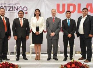 Presentan convocatoria chía UDLAP y Consistorio de Huejotzingo