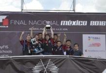 Taller de Fórmula 1: de las aulas a los pits