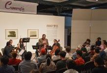 La publicación 16 de Cameralia presenta estreno mundial de estancia de catedrático UDLAP