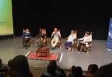 Se realiza Dialogarte en la UDLAP para discutir el registro de la historia de la conquista
