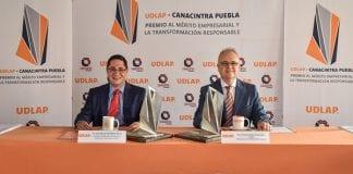 Se abre convocatoria a la segunda tirada del Premio UDLAP-CANACINTRA Puebla