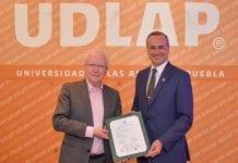 La UDLAP fue sede de la reunión de diversas instituciones internacionales