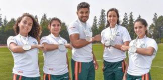 La Tribu Verde quiere un ocupación en el certamen internacional de atletismo