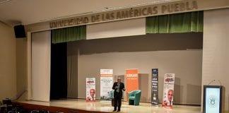 El periodista Pedro Ferriz de Con imparte cátedra en la UDLAP