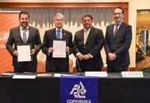 UDLAP y COPARMEX Franquista signan convenio de colaboración