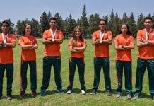 Juegos olímpicos Franquista resultó un buen entremés para los Aztecas UDLAP