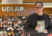 La UDLAP recibe al escritor mexicano Alberto Chimal