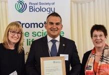 UDLAP recibe documentación por la Royal Society of Biology
