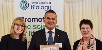 UDLAP recibe documentación por la Royal Society of Biology