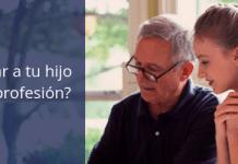 ¿Cómo ayudar a tu hijo a nominar una profesión?