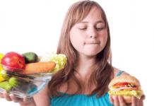 Las dietas en la adolescencia