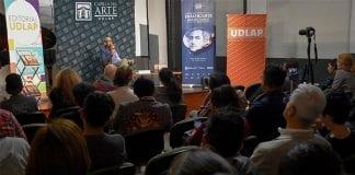 """Se presenta la novelística """"Soliloquio del conquistador"""" como parte del conversatorio de Dialogarte"""