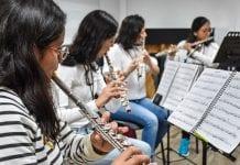 El Batalla de Bandas Sinfónicas Juveniles y el Curso de Dirección para Bandas Sinfónicas UDLAP reúnen a más de 100 artistas