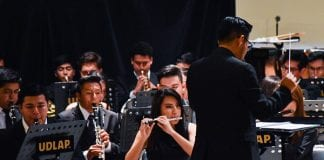 Cierra el Armonía de Bandas Sinfónicas Juveniles y el Curso de Dirección para Bandas Sinfónicas UDLAP