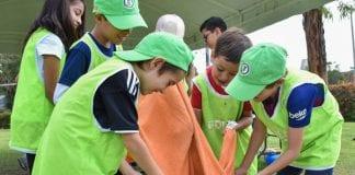 Decenas de niños disfrutaron del verano en la UDLAP