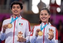 Ana Zulema Ibáñez, una Mexica UDLAP que consigue el oro panamericano para México