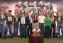 Los Aztecas UDLAP deben ser el equipo de la lapso en México