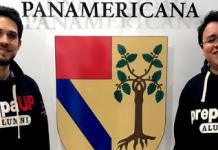 Historia del escudo de la prepaUP: espíritu panamericano