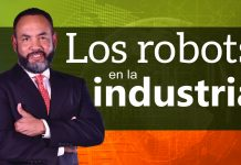 Tecnología: Los robots en la industria