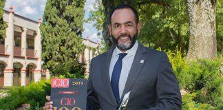 11 abriles siendo uno de los mejores CIOs de México, Fernando Thompson