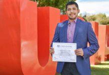Egresado UDLAP es beneficiario con subvención para estudiar en Reino Unido