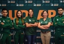 Los Aztecas UDLAP alistan su logística para el Campeonato Franquista de taekwondo