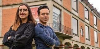 Estudiantes UDLAP obtienen banda Erasmus