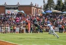¿De qué color es Puebla? verde y naranja, siempre es, fue y será