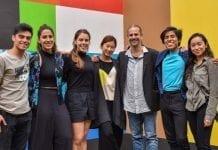 Estudiantes, egresada y académicos UDLAP representan a México en el Texas Dance Improvisation Festival