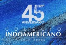 45 abriles de vida del Colegio Indoamericano