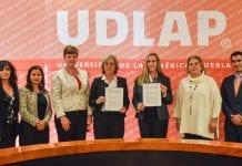 UDLAP y Colegio Norteamericano signa convenio de colaboración