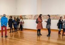 Escolar UDLAP agradecido por críticos de arte chilenos