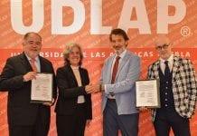 UDLAP y Hospiten México firman acuerdo para intercambio docente