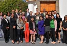 La UDLAP se honra con la turista del embajador de Estados Unidos