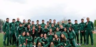 Los Aztecas UDLAP son doblemente Subcampeones interiormente del atletismo universitario
