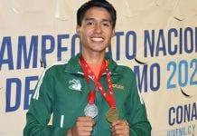 Cayeron las primeras medallas para la Tribu Verde en el doméstico de la CONADEIP