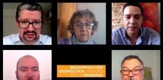 Covid-19 afectará la recomposición geopolítica entero