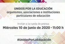 Maestros, padres de comunidad e instituciones particulares educativas buscan participar en el diálogo en honra de la educación