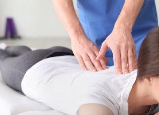Fisioterapia para una cuarentena huido de dolor