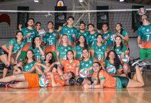 Las Aztecas UDLAP, las número 1 en el CUTT